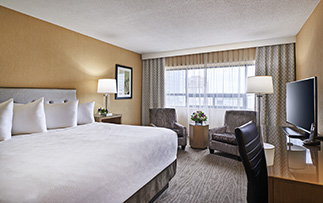 North America Canada Nova Scotia Halifax Prince George Hotel downtown bright room rest relax - luxury vacation destinations