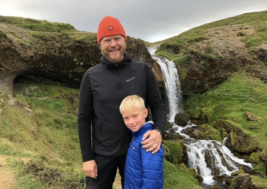 Iceland Classic Journeys Guide with Young Guest
