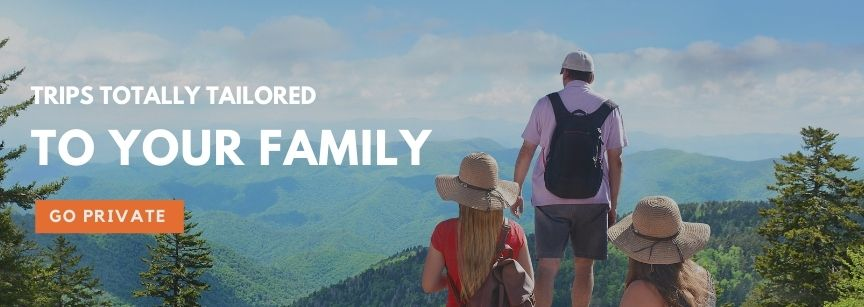 Trips totally tailored to your family