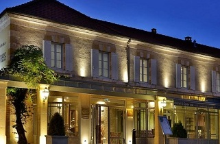 Europe France Bordeaux green meadows medieval quaint Hotel Les Glycines - luxury vacation destinations